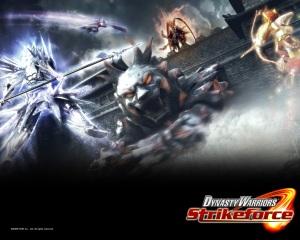 Wallpaper Dynasty Warriors Strikeforce
